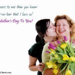 Mothers Day Quotes For Mother-In-Law from Daughter-In-Law