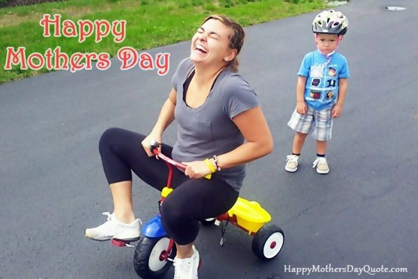 Cute Funny Mothers Day Quotes From Daughter & Son | Hilarious Wishes