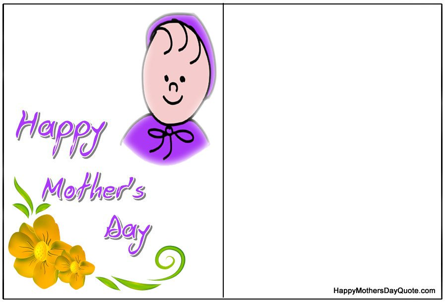 Cute Mothers Day Cards