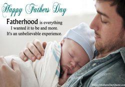 Quotes on Fatherhood