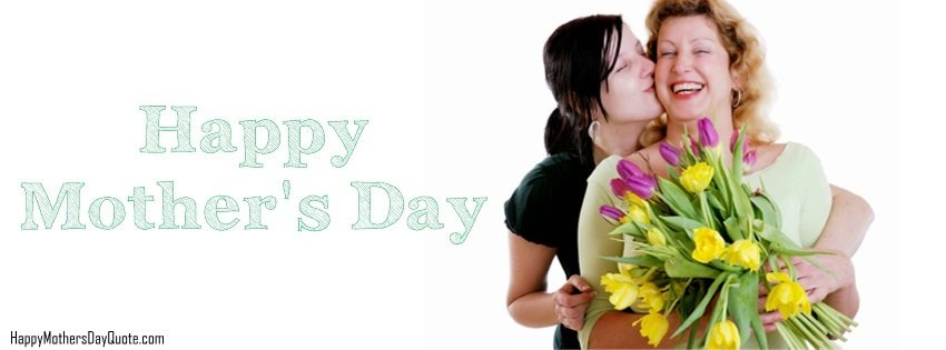 lovely funny mother day fb cover