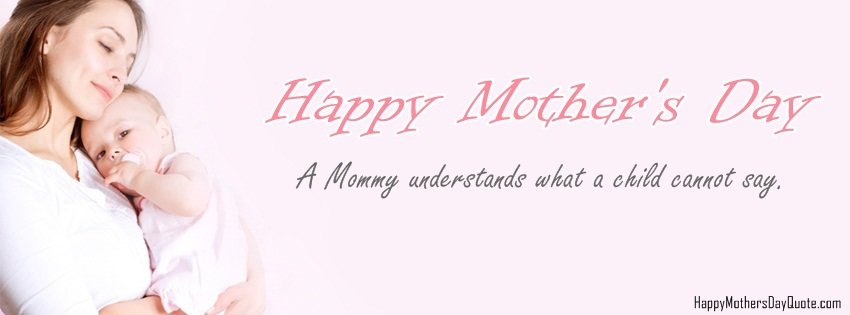 mother day quote cover pic