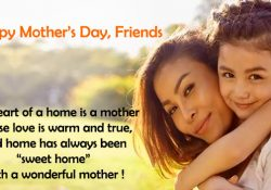 mothers day wishes to friends