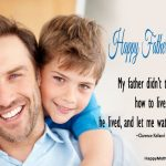 Best Happy Fathers Day Sayings From Son To Dad