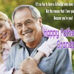 Fathers Day Messages for Grandpa, Best Wishes from Grand Children