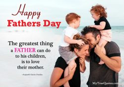 Cute Beautiful Images for Children on Father Day