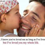 Cute Fathers Day Sayings From Daughter to Dad, Real Facts About Father