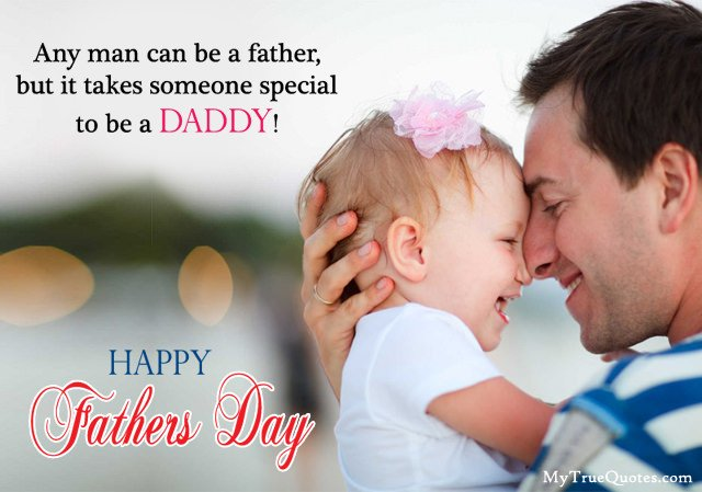 Daddy Special Fathers Day