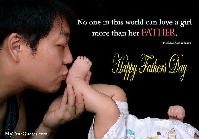 Fathers Day Messages from Baby Girl