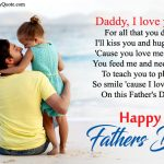 Fathers Day Poems by Different Relation