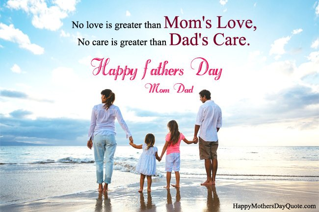 Fathers Day Quotes for Parents
