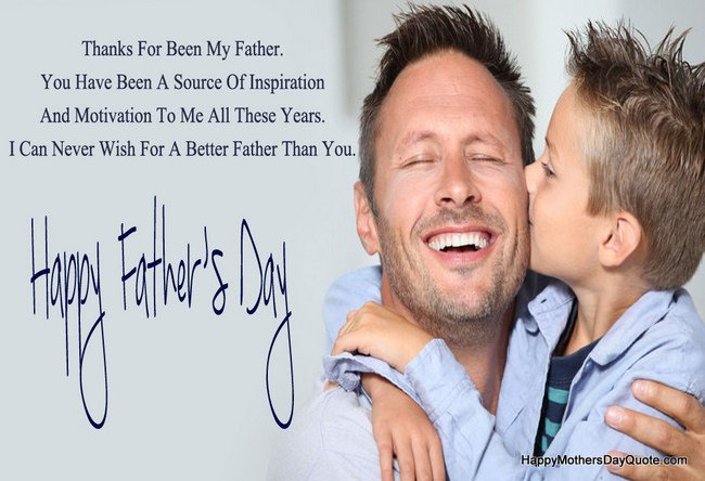 Fathers Day Wishes 2017