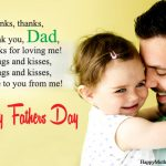 Happy Fathers Day Poems From Baby Boy & Daughter