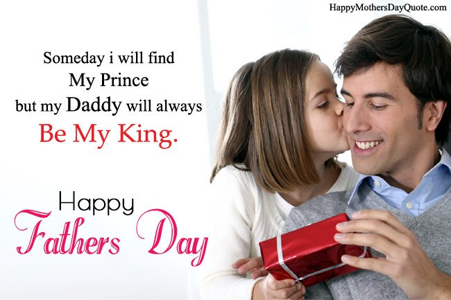 happy fathers day messages from daughter cute text wishes sms