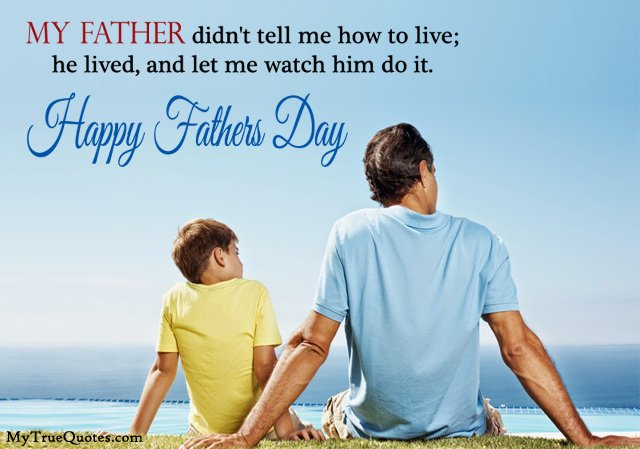 Happy Fathers Day Greetings