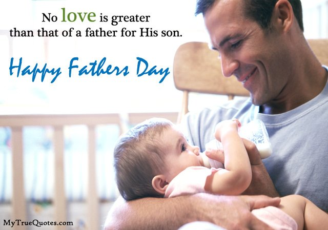Happy Fathers Day Wallpaper from Son