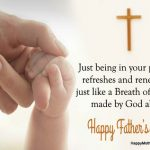 Religious Poems on Dad, Happy Fathers Day Inspirational Poems