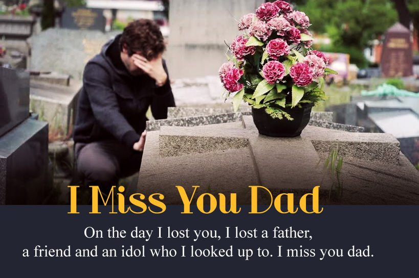 Heart Touching Sad Fathers Day Quotes For Dads That Passed