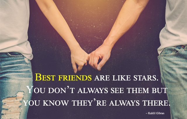friendship day quotes 2019