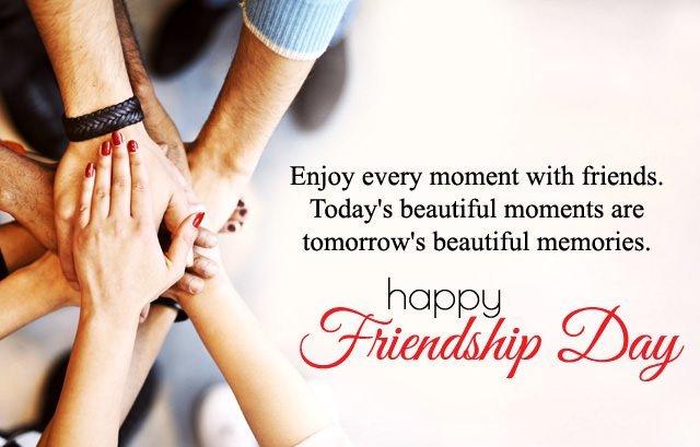 Happy Friendship Day Wishes to Best Friend