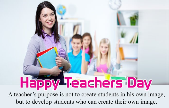 Happy Teachers Day Quotes and Sayings Image