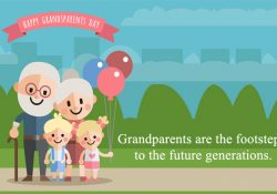 Funny Grandparents Day Cards for Kids