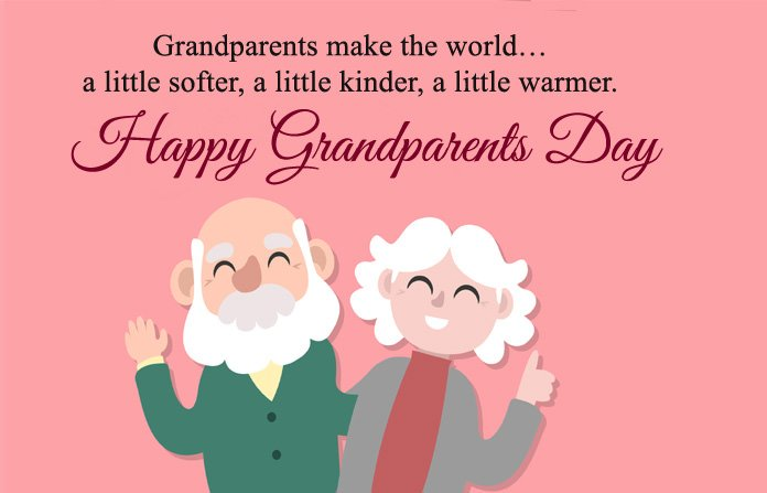 Cute Happy Grandparents Day Funny Images
