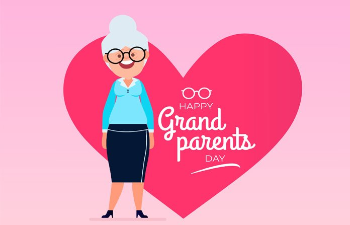 Grandparents Day Cards for Grand Mom