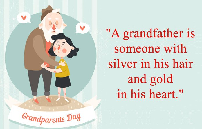 Grandparents Day Cards for Grandfather
