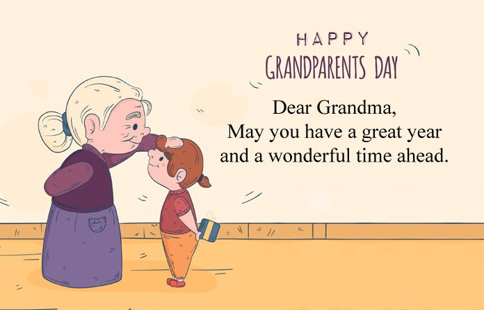 Grandparents Day Cards for Grandma