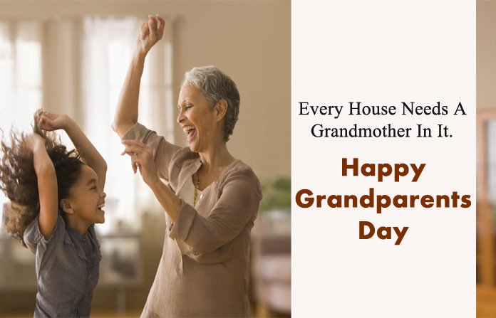 Grandparents Day Cards for Grandmother