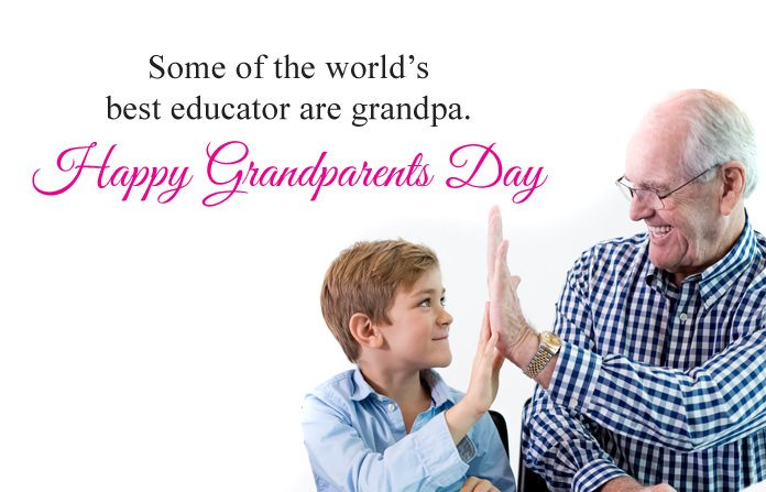 Grandparents Day Cards for Grandpa
