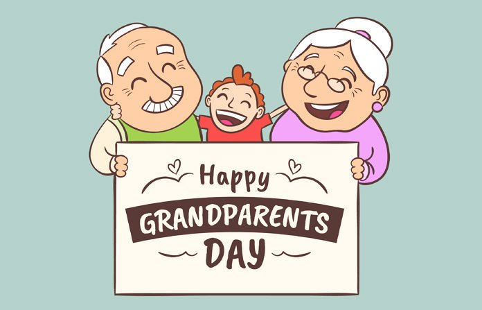 Grandparents Day Greeting Cards
