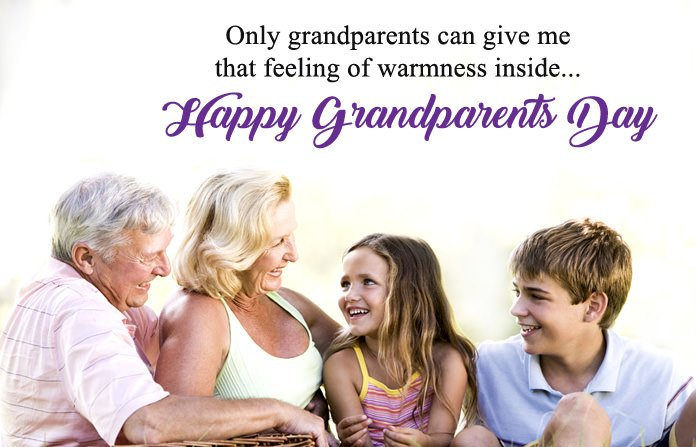 Grandparents Day Greeting Image