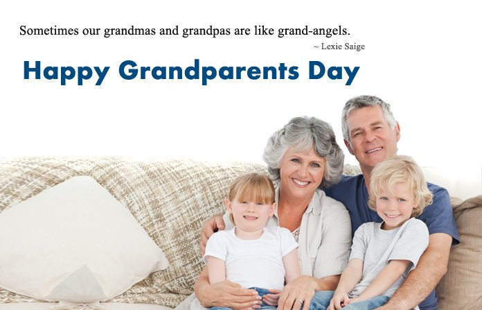 Grandparents Day Quotes and Sayings Image