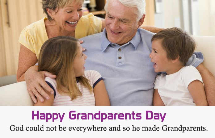 Greeting Card for Grandparents Day
