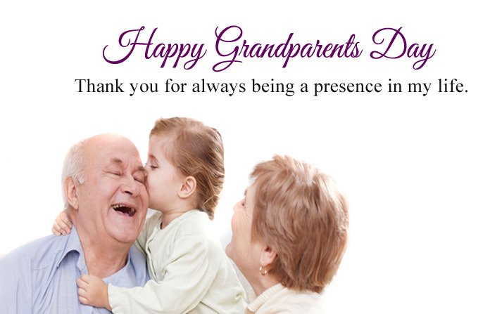 Greeting Card for Grandparents