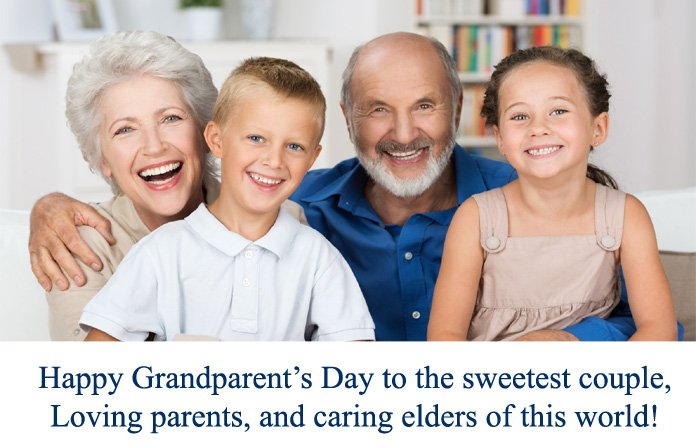 Greeting Image for Happy Grandparents Day