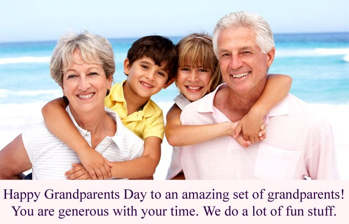 Happy Grandparents Day Messages