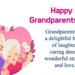 Beautiful Happy Grandparents Day Images with Quotes 2019