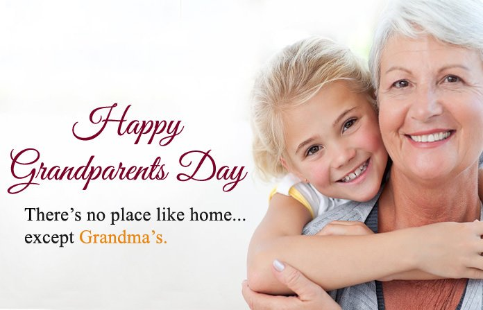 Happy Grandparents Day Images for Grandma