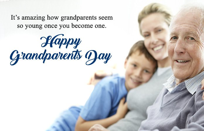 Happy Grandparents Day Images