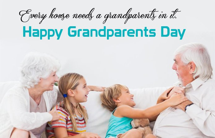 Happy Grandparents Day Images with Quotes