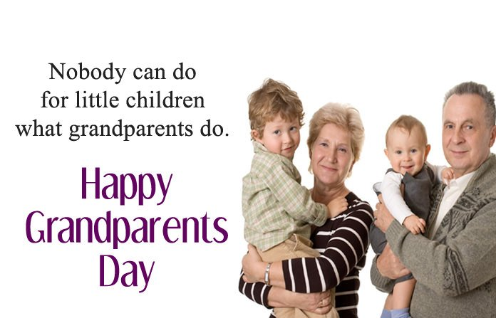 Happy Grandparents Day Quotes with Images