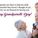 Happy Grandparents Day Messages 2018