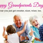 Happy Grandparents Day Wishes 2018