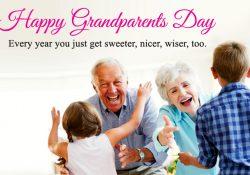 Happy Grandparents Day Wishes from Grandchildren