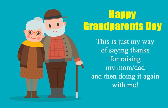 Thank You Cards for Grandparents Day