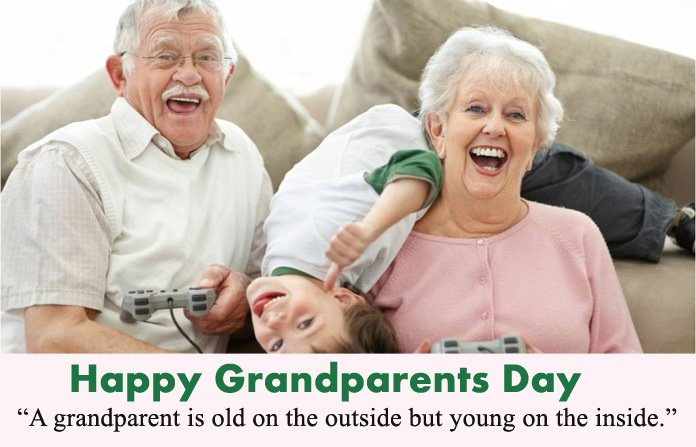 Wishes Image for Grandparents Day