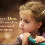 I Miss You Mom Quotes From Kids